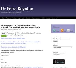 Dr Petra